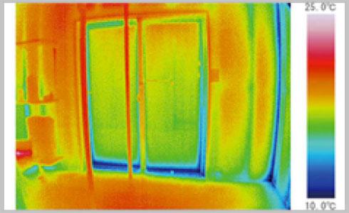 YKK 樹脂窓APW330の部屋のイメージ